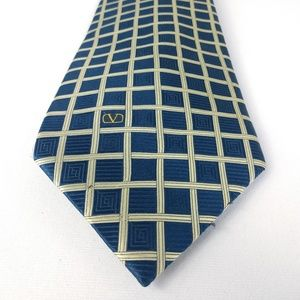 Valentino Garavani Silk Tie Made in Italy